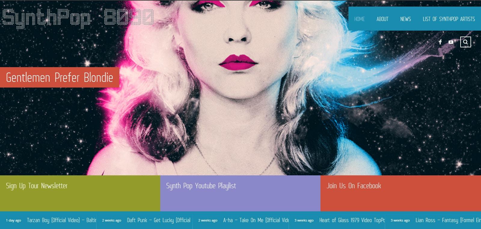 Synthpop 80 90